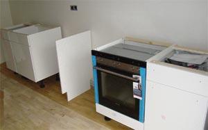 küchenmontage - omt logistik - Küche Montage